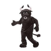 Unisex Bull Deluxe Mascot Adult Costume