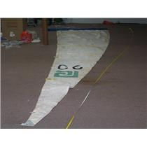 Boaters' Resale Shop of Tx 1202 1523.91 Mainsail w Luff 26-2
