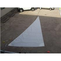 Boaters' Resale Shop of Tx 1306 2421.93 JIB SAIL WITH 33-0 LUFF * FOOT:12-10