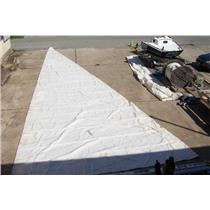 Boaters' Resale Shop of TX 1403 0220.91 MAINSAIL W 61-6 LUFF