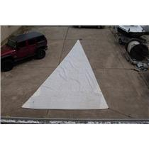 "Boaters' Resale Shop of TX 1311 1721.91 H.O. JIB W 38-2 LUFF ""EASTERN"" SAILMAKER"