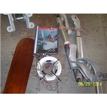 Boaters Resale Shop of Tx 1408 1141.07 WINDPILOT PACIFIC SELF STEERING SYSTEM