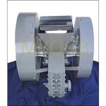 "BICO VD Chipmunk Jaw Crusher - Jaw Capacity: 2-1/4"" x 3"" - 400 Lbs Per Hr"