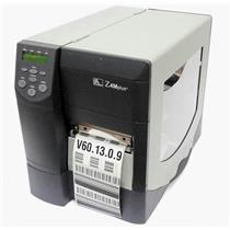 Zebra Z4M Plus Z4M00-2001-0030 Thermal Barcode Label Tag Printer Network 203DPI