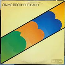 SIMMS BROTHERS BAND s/t debut LP Mint- WLP 6E-220 WL Promo 1979 Record