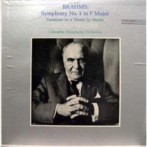 WALTER brahms symphony no 3 LP VG+ ML 5574 Vinyl  Record