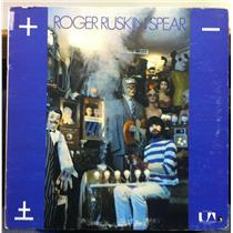 ROGER RUSKIN SPEAR electric shocks LP VG+ UA-LA097-F Vinyl 1972 Psych Art Rock
