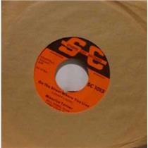 MAURICE TURNER the bass that walked to town / on the street where you live 7""