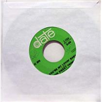 "THE SWEET THINGS you're my lovin' baby / don't come looking for me 7""  VG DATE"