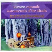 WEBLEY EDWARDS romantic instrumentals of islands LP mint -
