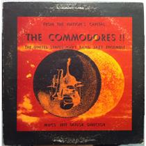 THE COMMODORES usa navy jazz band LP VG+ SO 16262 Vinyl  Record
