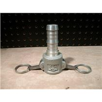 "P-T 10-C 1"" Cam Lock Female Coupling"