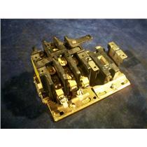 P&H HARNISCHFEGER 479U69D1, MAGNETIC CONTACTOR, W/ 75D55379F 120 V. COIL