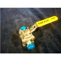 "TOP-LINE DN20 3/4"", TOP-FLO BALL VALVE"