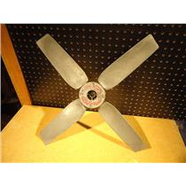 "Dayton 23-3/4"" Dia. Variable Pitch Fan Blade, 3/4"" Bore"