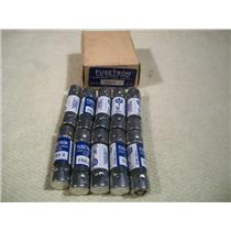FUSETRON FNA-8, DUAL ELEMENT FUSES LOT OF (10)