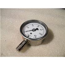 Ashcroft 0 - 60 PSI Pressure Gauge