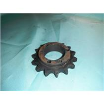 "MARTIN 60SH15H, 15 TOOTH 1-13/16"" SPROCKET"