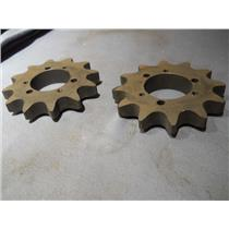 MARTIN 60JA12H SPROCKET (LOT OF 2)
