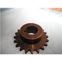 "MARTIN 60B21, 21 TOOTH , 1-3/4"" BORE KEYED SPROCKET"