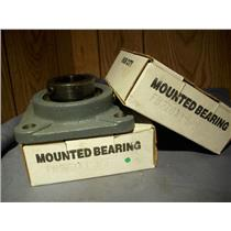 "HUB CITY FB220X 1-3/8"" MOUNTED BEARING (LOT OF 2)"