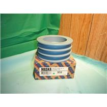 MASKA 3B50,  TRIPLE  BELT SHEAVE PULLEY FOR USE WITH QD (SD) BUSHING
