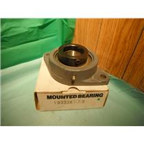 "HUB CITY FB230X1-7/8"", 2 BOLT MOUNTED BEARING"