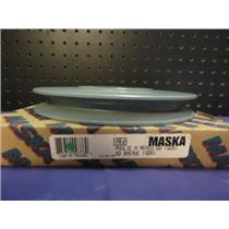 "MASKA 1B68, 2-1/8"" SINGLE BELT SHEAVE PULLY"