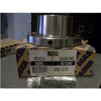 "MASKA EX2-1/2"",  BORE KEYWAY BUSHING"