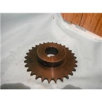 "MARTIN 50B30, 30 TEETH 1-1/2""  KEYED SPROCKET"