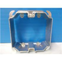 (Box of 20) 2 Gang Adjustable Mud Ring / Cat. No. 52CADJ2