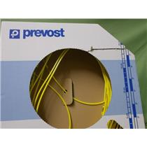 (Lot of 4) Prevost Poly Tubing / Yellow 1/8 x 0.062 / PHYWI0618100