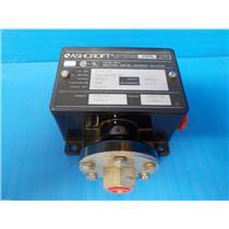 Ashcroft Pressure Switch / Cat. No. B461B XFS