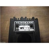 Heinemann Cat No. 61-788 250VAC 30 AMP 2 Pole Breaker