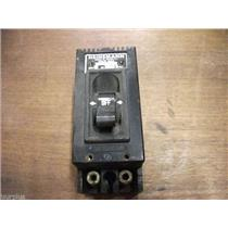 Heinemann Cat No. 61-788 250VAC 40 AMP 2 Pole Breaker