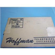 HOFFMAN WHITE ENAMEL PANEL  A-16P12