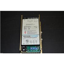 BALDOR LECTRON T70 Soft Starter Baldor Soft Starter DWG. NO. T102 Serial 4591