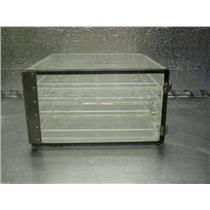 CLEAR PLASTIC ACRYLIC DISPLAY BOX CASE 12X12X7