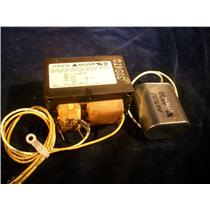 ADVANCE 71A5570, 175 W. CW AUTOTRANSFORMER BALLAST W/ AEROVOX Z92P4010M21