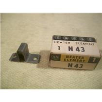 ALLEN BRADLEY N43, HEATER ELEMENT