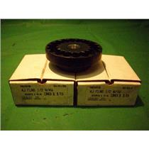 LOVEJOY 4J 1/2 N/KW, SHAFT COUPLER  LOT OF (2)