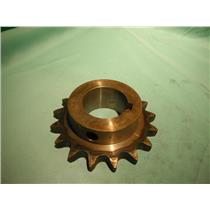 "MARTIN 60B17,  17  TOOTH 1-3/4"" KEYED SPROCKET"