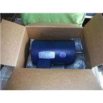 1-1/2 HP LEESON C145T11DB4A ELECTRIC MOTOR, 208-230/460V, 1140 RPM, J145T Frame