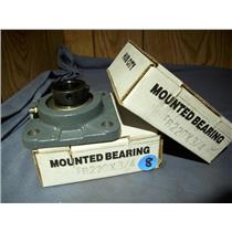 "HUB CITY FB220X 3/4"" MOUNTED BEARING (LOT OF 2)"