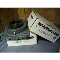 "HUB CITY FB220X 1-5/8"" MOUNTED BEARING (LOT OF 2)"