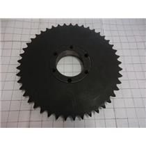 "MARTIN 60A45-406, 45 TOOTH , 3"" BORE SPROCKET"