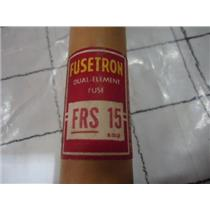 FUSETRON FRS 15  #1