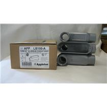Appleton Form 85 Aluminum Conduit Body