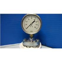 WIKA Pressure Gauge 0-160