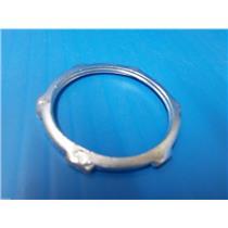 """Thomas & Betts LN 106 - Galvanized Steel Locknuts For 2"""" Rigid Conduit QTY 25"""